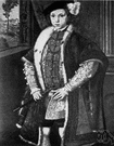 Edward VI - King of England and Ireland from 1547 to 1553