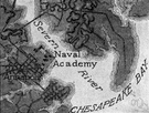 naval academy - an academy for training naval officers