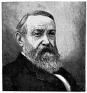 Benjamin Harrison - 23rd President of the United States (1833-1901)