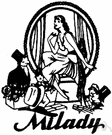 milady - an English noblewoman