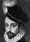 Charles IX - King of France from 1560 to 1574 whose reign was dominated by his mother Catherine de Medicis (1550-1574)