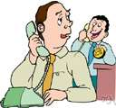 telemarketing - the use of the telephone as an interactive medium for promotion and sales