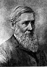 Asa Gray - United States botanist who specialized in North American flora and who was an early supporter of Darwin's theories of evolution (1810-1888)