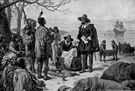 Minuit - Dutch colonist who bought Manhattan from the Native Americans for the equivalent of $24 (1580-1638)