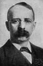 E. H. Harriman - United States railway tycoon (1848-1909)