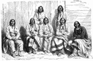 Arapaho - the Algonquian language spoken by the Arapaho