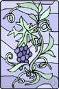 vine - a plant with a weak stem that derives support from climbing, twining, or creeping along a surface
