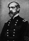 George Gordon Meade - United States general in charge of the Union troops at the Battle of Gettysburg (1815-1872)