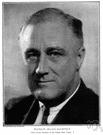 President Roosevelt - 32nd President of the United States