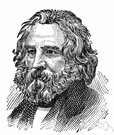 Henry Wadsworth Longfellow - United States poet remembered for his long narrative poems (1807-1882)
