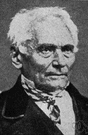 Jan Evangelista Purkinje - Bohemian physiologist remembered for his discovery of Purkinje cells and the Purkinje network (1787-1869)