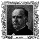 President McKinley - 25th President of the United States