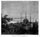 Adrianopolis - a city in northwestern Turkey