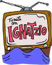 get on - appear in a show, on T.V. or radio