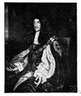Charles the Bald - as Charles II he was Holy Roman Emperor and as Charles I he was king of France (823-877)