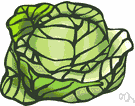 greens - any of various leafy plants or their leaves and stems eaten as vegetables