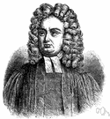 Dean Swift - an English satirist born in Ireland (1667-1745)