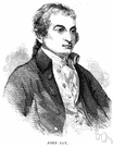 jay - United States diplomat and jurist who negotiated peace treaties with Britain and served as the first chief justice of the United States Supreme Court (1745-1829)