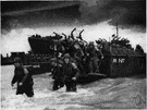 D-day - date of the Allied landing in France, World War II