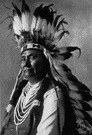 Joseph - leader of the Nez Perce in their retreat from United States troops (1840-1904)