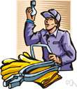 trained worker - a worker who has acquired special skills