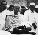 mahatma - (Hinduism) term of respect for a brahmin sage
