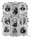 Stanford - United States railroad executive and founder of Stanford University (1824-1893)