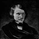 Nikolai Vasilievich Gogol - Russian writer who introduced realism to Russian literature (1809-1852)