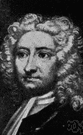 Edmond Halley - English astronomer who used Newton's laws of motion to predict the period of a comet (1656-1742)