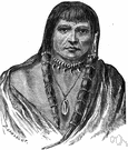 Tutelo - a member of the Siouan people of Virginia and North Carolina