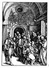 circumcision - (Roman Catholic Church and Anglican Church) feast day celebrating the circumcision of Jesus