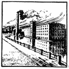 works - buildings for carrying on industrial labor