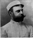 Sousa - a United States bandmaster and composer of military marches (1854-1932)
