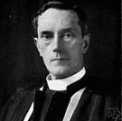 Gloomy Dean - English prelate noted for his pessimistic sermons and articles (1860-1954)