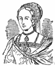 grey - Queen of England for nine days in 1553