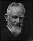 George Bernard Shaw - British playwright (born in Ireland)