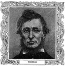 Henry David Thoreau - United States writer and social critic (1817-1862)
