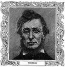 Thoreau - United States writer and social critic (1817-1862)
