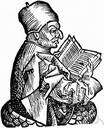 Saint Beda - (Roman Catholic Church) English monk and scholar (672-735)