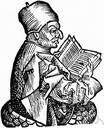 St. Baeda - (Roman Catholic Church) English monk and scholar (672-735)