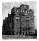Cooper Union for the Advancement of Science and Art - university founded in 1859 by Peter Cooper to offer free courses in the arts and sciences