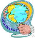 geography - study of the earth's surface