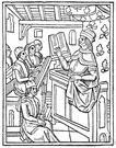 schoolman - a scholar in one of the universities of the Middle Ages