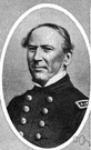 Farragut - United States admiral who commanded Union ships during the American Civil War (1801-1870)