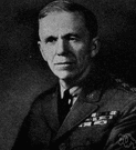 George Marshall - United States general and statesman who as Secretary of State organized the European Recovery Program (1880-1959)