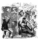 robbery - plundering during riots or in wartime