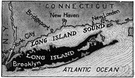 Long Island - an island in southeastern New York
