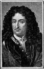 Leibniz - German philosopher and mathematician who thought of the universe as consisting of independent monads and who devised a system of the calculus independent of Newton (1646-1716)