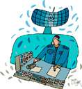 spy satellite - a satellite with sensors to detect nuclear explosions