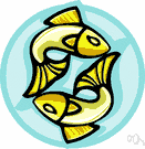 Pisces the Fishes - the twelfth sign of the zodiac